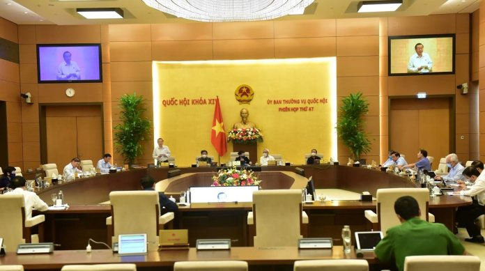 Vietnamese legislators