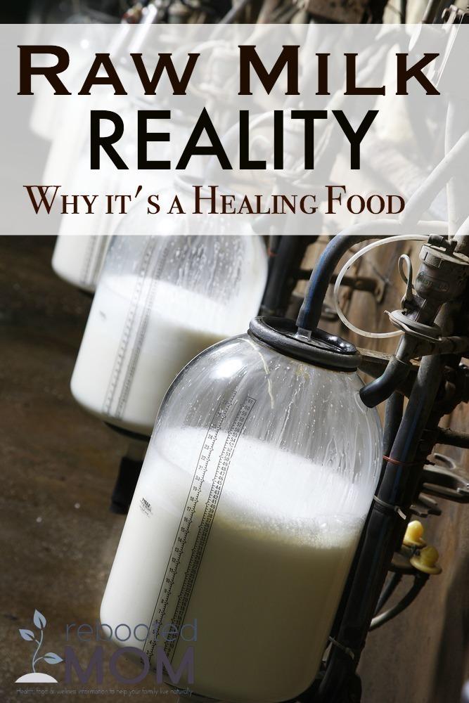 Raw Milk Reality | Why Raw Milk is a Healing Food