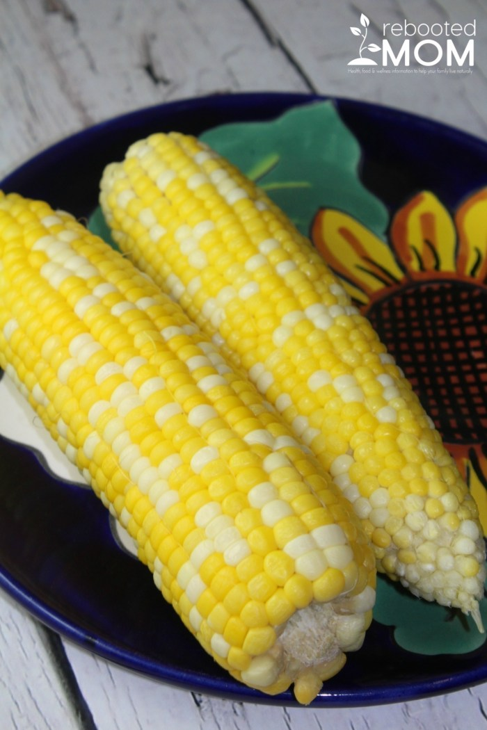 EASY Sweet Corn in the Instant Pot