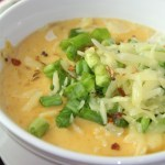 Loaded Chunky Potato Soup
