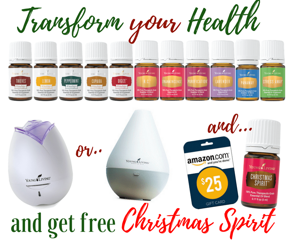 You Can Score 24% OFF Your Oils Purchases When You Grab The Premium Starter  Kit. PLUSu2026 Earn $25 Back And FREE Christmas Spirit When You Join Our Oily  Team ...