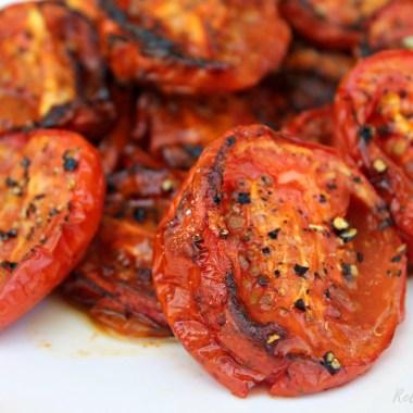 Roasted Tomato Basil Pesto Recipe