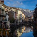 Top holiday travel destination Annecy