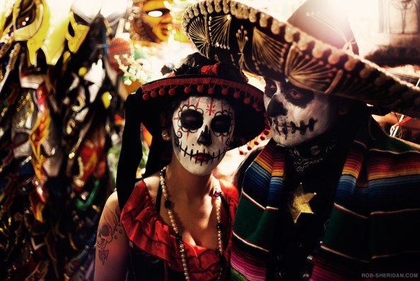 Day of the dead outfits