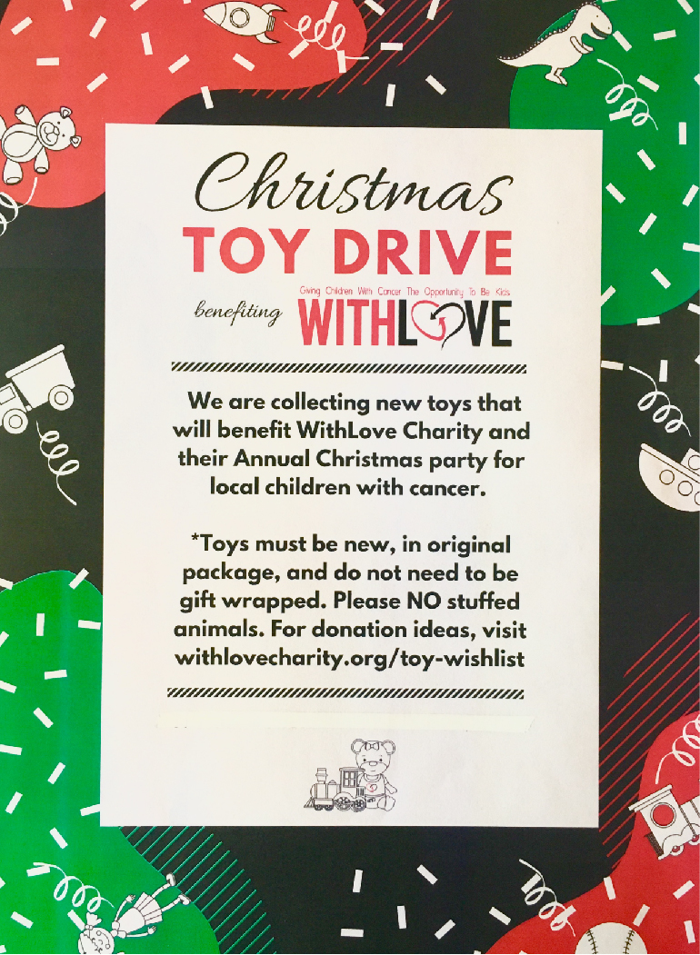 Holiday Toy Drive Rebounderz