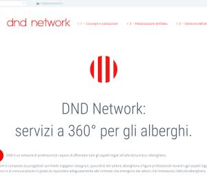 Pubblicato il sito di DND Network - Rebus Multimedia - Lamberto Salucco