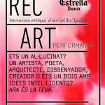 Cartell Rec_Art_Performance d