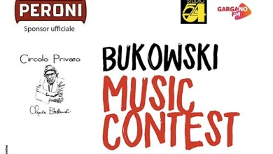 Photo of Bukowski Music Contest: a San Severo un Festival della Musica Emergente