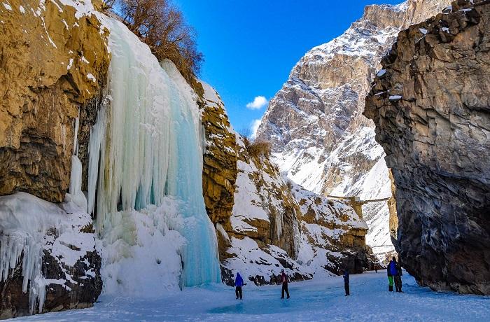 Chadar River Trek in Ladakh