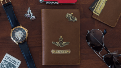 Photo of Set The High Life Jetsetter by Buying a New Travel Wallet That is also a Personalized Wallet