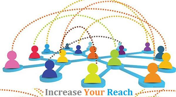 Increase digital reach
