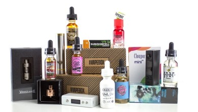 Photo of The Ultimate E-Liquid Boxes Guide