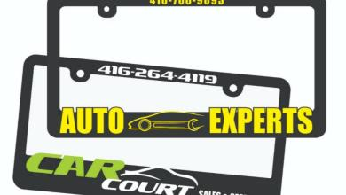 Photo of Who Should Buy a Raised License Plate Frame.