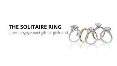 Photo of The Solitaire Ring – A Best Engagement Gift for Girlfriend