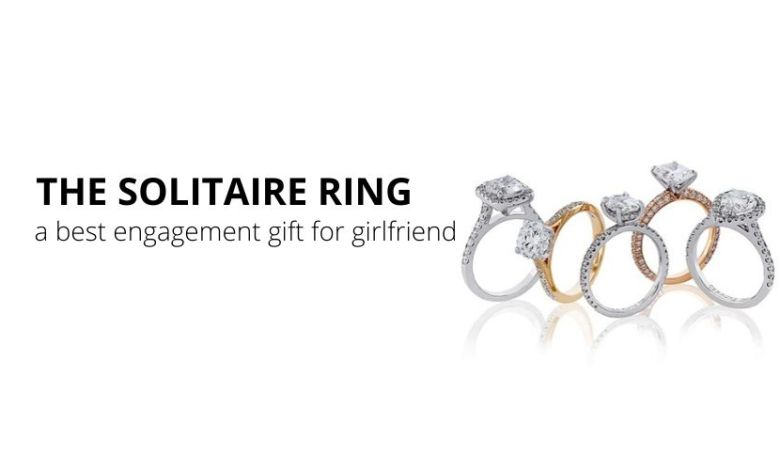The Solitaire Ring - Bespoke Forever