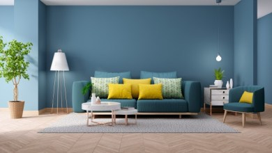 Photo of How to Choose Lighting for Paint Colors