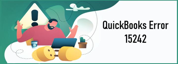 QuickBooks-Error-15242