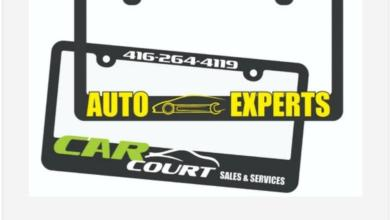 Photo of How License Plate Frames Can Help Your Car