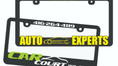 Photo of Law On Raised License Plate Frames