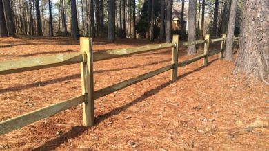 Photo of LEARN ALL ABOUT SPLIT RAIL FENCE