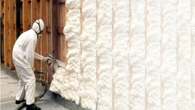 Photo of Spray Foam Insulation Concepts and Applications