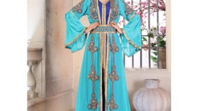 Photo of Exclusive Range of Traditional Moroccan Kaftan Dresses for Bride — Kaftan Wedding Dress