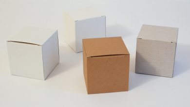Photo of Cardboard Cube Boxes Guide