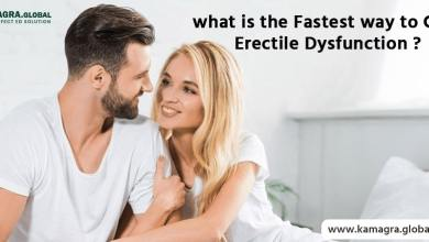 Photo of Powerful Treatments for Erectile Dysfunction