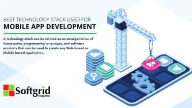 Photo of Best Technology Stack Used for Mobile App Development