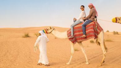 Photo of Enjoy Camel Trekking in Dubai