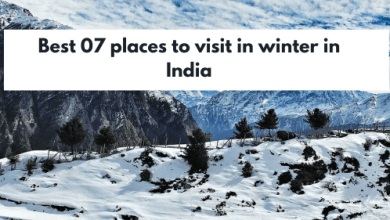 Photo of Best 07 places to visit in winter in India