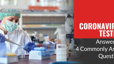 Photo of Coronavirus Testing: Answers To 4 Commonly Asked Questions