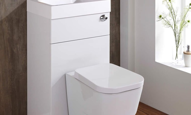 rimless toilet back to wall
