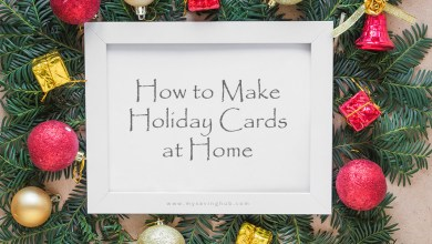 Photo of How to Make Holiday Cards at Home