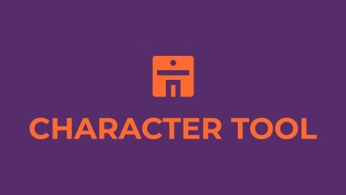 Photo of 5 Character Tools You Absolutely Need to Know