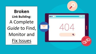 Photo of Broken Link Building: A Complete Guide to Find, Monitor and Fix Issues