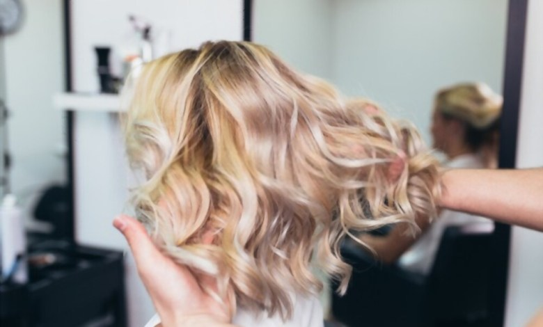 Hair care at home with Olaplex