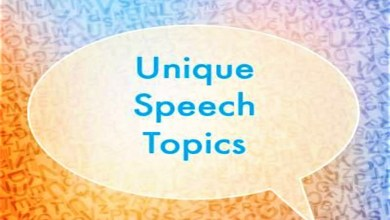 Photo of Tips To Write An Interesting Speech For Your Project