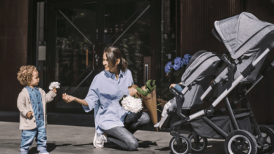 Photo of The baby stroller: how much budget with safety criteria