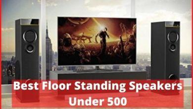 Photo of Best Floor Standing Speakers Under 500