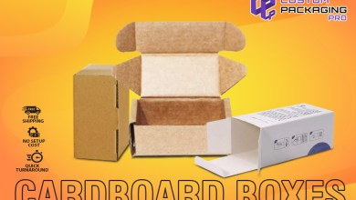 Photo of Wonders of printed Cardboard Packaging for Retail Business