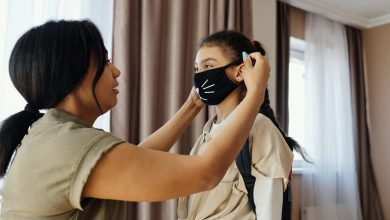 Photo of How To Improve The Fit and Filtration of Your Face Mask