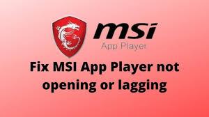 Photo of MSI Gaming App Won't Open