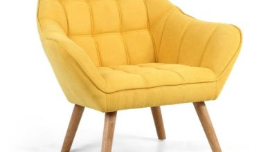 Photo of How to Select Comfortable Upholstered Fabric Accent Chairs?