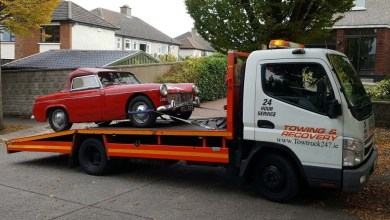 Photo of Choosing the Right Towing Services Provider