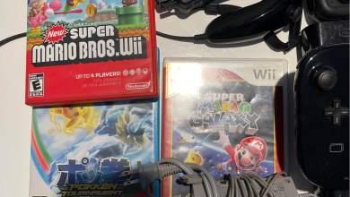 Photo of Nintendo Switch WII U Title keys