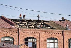 Photo of Investing in a high-quality Roofing Company Burlington system