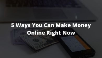 Photo of 10 Ways You Can Make Money Online Right Now