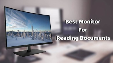 Photo of Best Monitor for Reading Documents