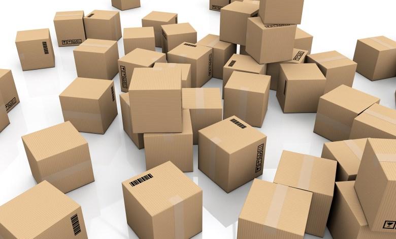 corrugated boxes cardboard